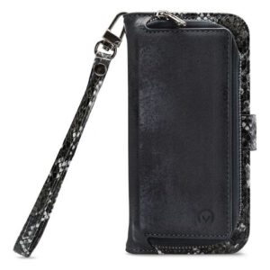Wallet Case Slangen Zwart